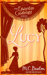 Cover of Lucy by M.C. Beaton