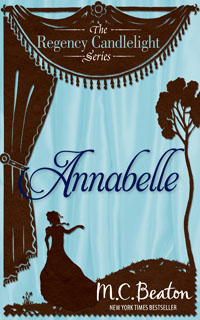 Cover of Annabelle by M.C. Beaton
