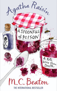 Cover of A Spoonful of Poison by M.C. Beaton