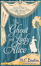 Cover of The Ghost and Lady Alice