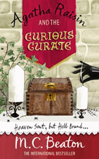 Cover of The Case of the Curious Curate