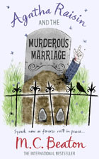 Cover of The Murderous Marriage