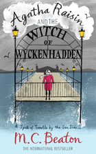 Cover of The Witch of Wyckhadden