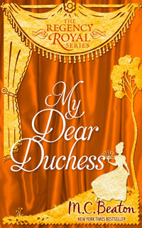 Cover of My Dear Duchess by M.C. Beaton