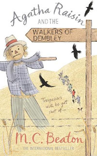 Cover of The Walkers of Dembley by M.C. Beaton