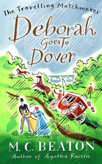 Cover of Deborah Goes to Dover by Marion Chesney