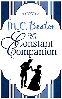 Cover of The Constant Companion by M.C. Beaton