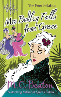 Cover of Mrs. Budley Falls From Grace by Marion Chesney