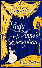 Cover of Lady Anne's Deception