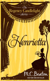 Cover of Henrietta by M.C. Beaton