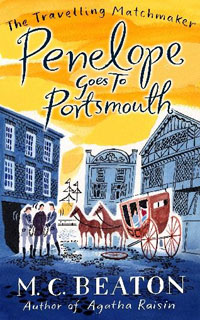 Cover of Penelope Goes to Portsmouth by Marion Chesney