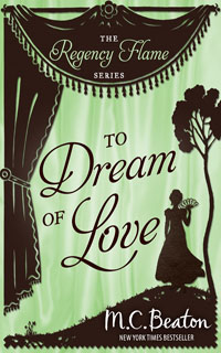 Cover of To Dream of Love by M.C. Beaton