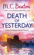 Cover of Death of Yesterday