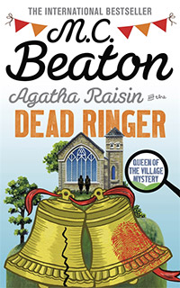 Cover of The Dead Ringer by M.C. Beaton