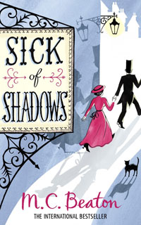 Cover of Sick of Shadows by Marion Chesney