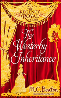 Cover of The Westerby Inheritance by M.C. Beaton