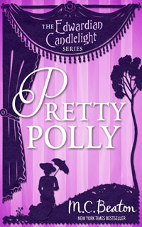 Cover of Pretty Polly by M.C. Beaton