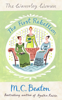 Cover of The First Rebellion by Marion Chesney