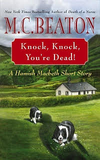 Cover of Knock Knock, You're Dead! by M.C. Beaton