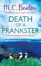 Cover of Death of a Prankster