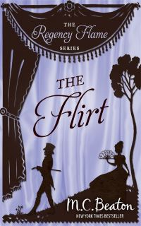 Cover of The Flirt by Marion Chesney