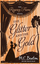 Cover of The Glitter and the Gold
