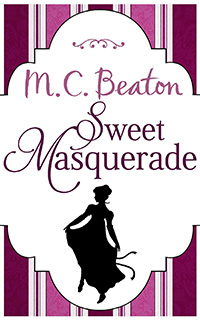 Cover of Sweet Masquerade by M.C. Beaton