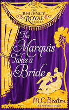Cover of The Marquis Takes a Bride