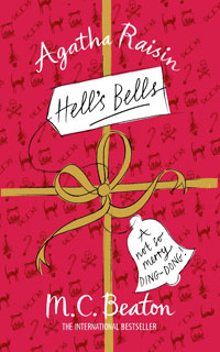 Cover of Hell's Bells (Short Story) by M.C. Beaton
