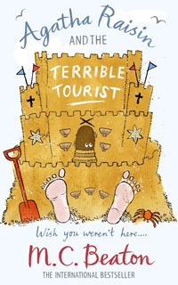 Cover of The Terrible Tourist by M.C. Beaton