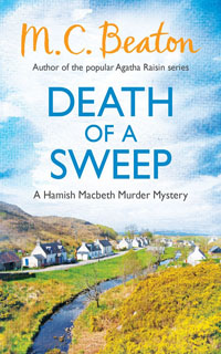 Cover of Death of a Sweep by M.C. Beaton