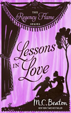 Cover of Lessons in Love