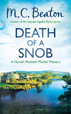 Cover of Death of a Snob