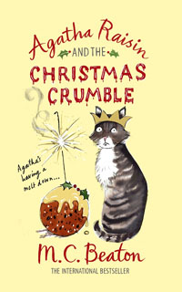 Cover of Christmas Crumble (Short Story) by M.C. Beaton