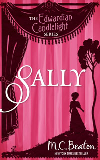 Cover of Sally by M.C. Beaton