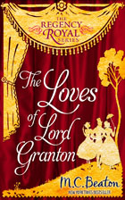 Cover of The Loves of Lord Granton