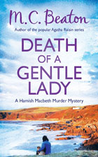 Cover of Death of a Gentle Lady
