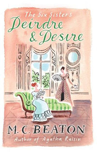Cover of Deirdre and Desire by Marion Chesney