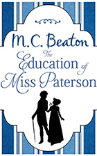 Cover of The Education of Miss Patterson