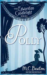 Cover of Polly by M.C. Beaton
