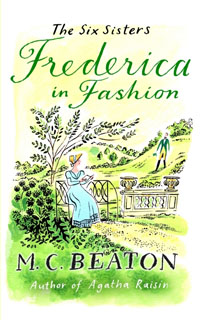 Cover of Frederica in Fashion by Marion Chesney