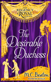 Cover of The Desirable Duchess by M.C. Beaton