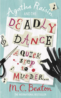 Cover of The Deadly Dance by M.C. Beaton