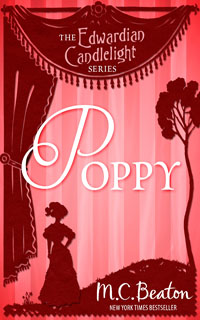 Cover of Poppy by M.C. Beaton