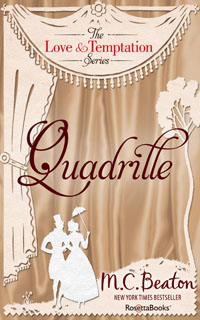 Cover of Quadrille by Marion Chesney