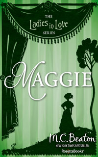 Cover of Maggie by Marion Chesney