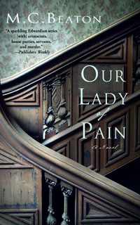 Cover of Our Lady of Pain by Marion Chesney