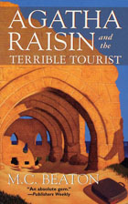 Cover of The Terrible Tourist