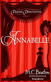 Cover of Annabelle by Marion Chesney