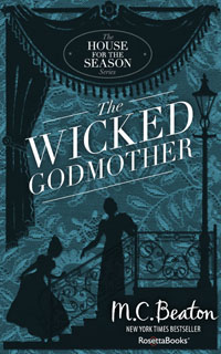 Cover of The Wicked Godmother by Marion Chesney